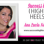 Ana Lucia Novak, Co-author of Success in High Heels Book
